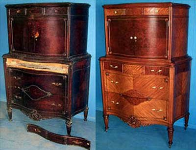 - Antiques Refinishing, Restoration, And Care